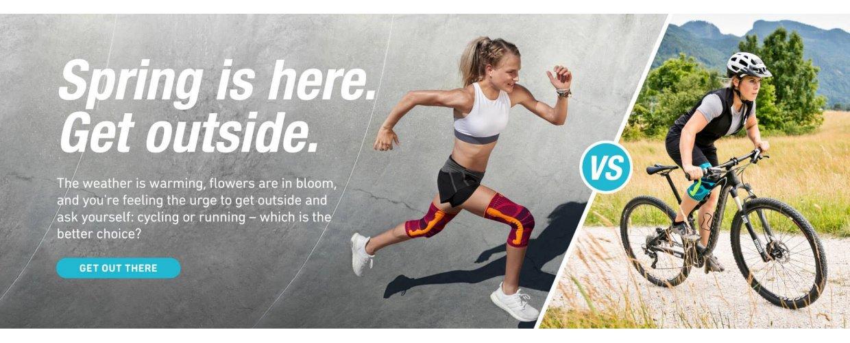 <strong>Bauerfeind Sport -</strong>Forårets fedeste sportsprodukter