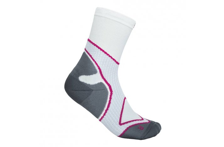 BAUERFEIND RUN PERFORMANCE Compression Sock - MID CUT