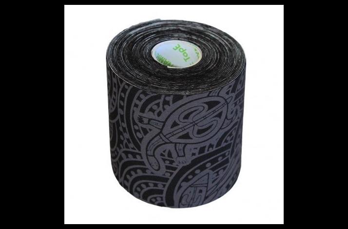 Dynamic Tape ECO sort 7,5 cm